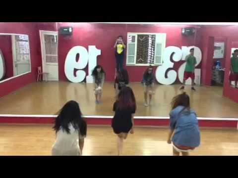I Knew You Were Trouble (Practice) | Choreography by St.319