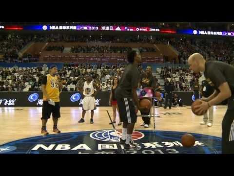 Top 10 Plays of the NBA Preseason