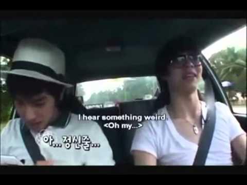 Yunho Yoochun's random songs
