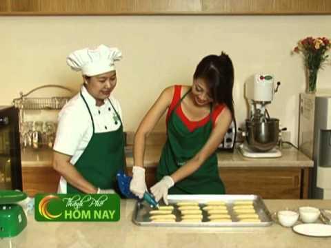 Bánh xu kem - Thành Phố Hôm Nay [HTV9 -- 11.07.2013]