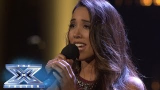 "Alex & Sierra Vow To ""Let Her Go"" THE X FACTOR USA 2013"