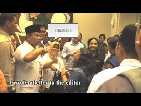 Prabowo Marah Pada Jakarta Post-  Jakartanicus