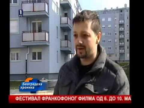 Naselje Stepa Stepanovic - mart 2013
