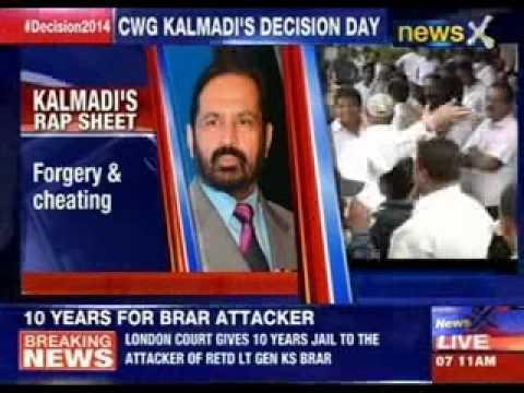 CWG Suresh Kalmadi's decision day