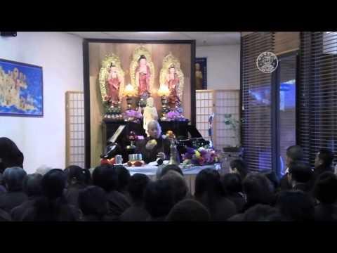 Niệm Phật Đường San Jose - Tịnh Tông Học Hội Mỹ Quốc - Pháp Hội Thính Pháp 18-19/01/2014