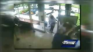 [Dunkin' Donuts brawl over wrong coffee order caught on camer...] Video