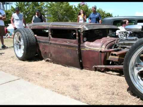 Rat Rod slide show