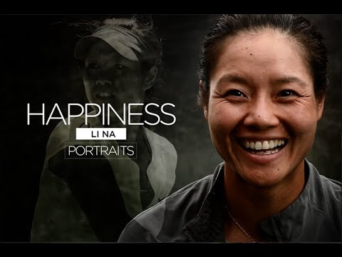 Portrait: Li Na: The Happiness - 2014 Australian Open