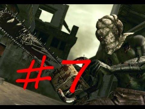 Resident Evil 4 Chainsaw Guy Resident Evil 5 - Part...