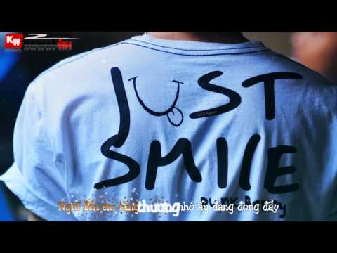 Người Nào Đó - JustaTee [ Video Lyric Kara ]