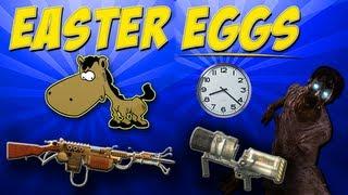 Black Ops 2 Zombies: Tranzit Easter Egg Hidden Horse