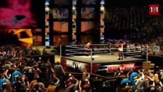 WWE 2K14 MACHINIMA WWE Survivor Series 2013 Big E