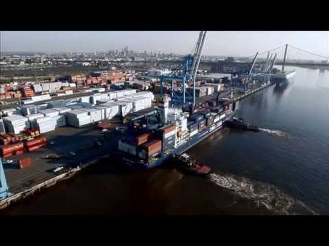 Philadelphia Regional Port Authority - Packer Avenue Marine Terminal
