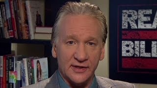 Bill Maher: Obama is Slowly Evolving on Marijuana Policy