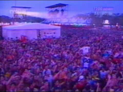 Maskavo - Um Anjo Do Céu - No Woman, No Cry - Ao Vivo em Atlântida 2003