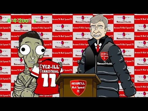 E.T. PREMIER LEAGUE PARODY by 442oons (Arsenal Arsene Wenger Jose Mourinho)