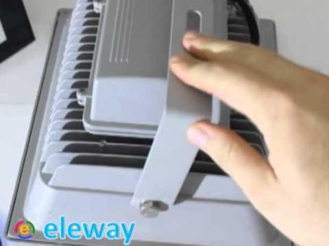 Foco proyector de leds para exterior 10w 20w 30w 50w for Focos led exterior 50w