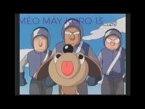Full Mèo Máy Kuro Tập 13 HTV3 Lồng Tiếng