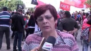 Contra retirada de direitos, trabalhadores em educação ocupam MEC -