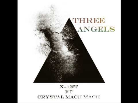 X-ART FT CRYSTAL MACH MACH THREE ANGELS