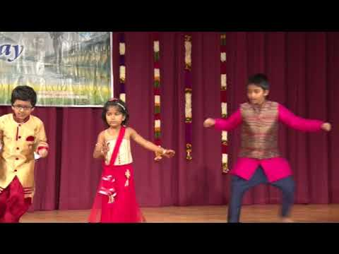 "CAA - 2017 AP Cultural Festival - Oct 14th 2017 - Item-3 ""Bhaje Bhaje"""