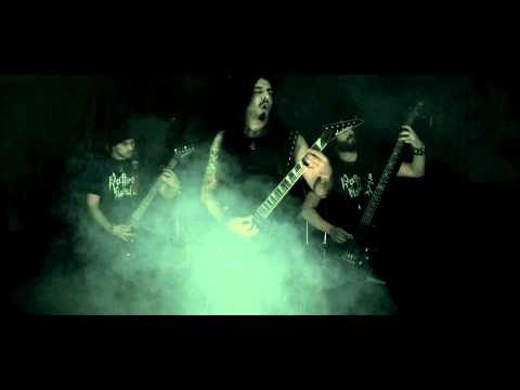 ROTTING FLESH - Terrorscope (OFFICIAL VIDEO)