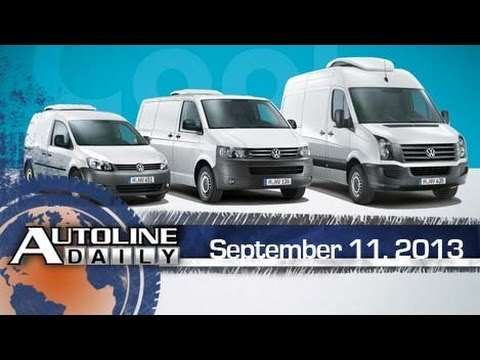 VW Commercial Vehicles Heading to the U.S.? - Autoline Daily 1212