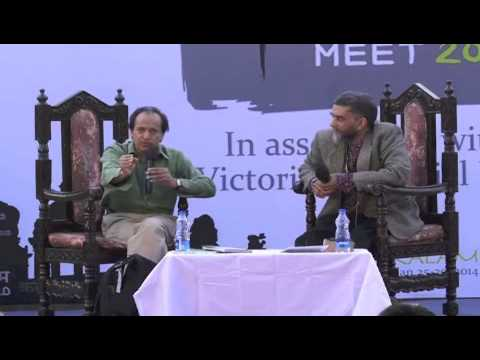 Go East Young Reader: A session with Vikram Seth