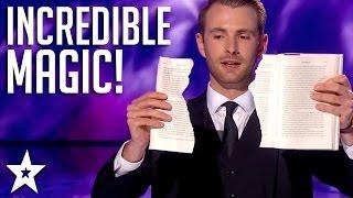 Richard Jones Britain's Got Talent WINNER | ALL Performances