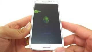 Hard Reset Galaxy S4 I9500 / I9505| Como Formatar