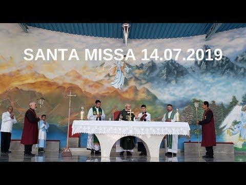 Santa Missa | 14.07.2019 | Padre José Sometti | ANSPAZ
