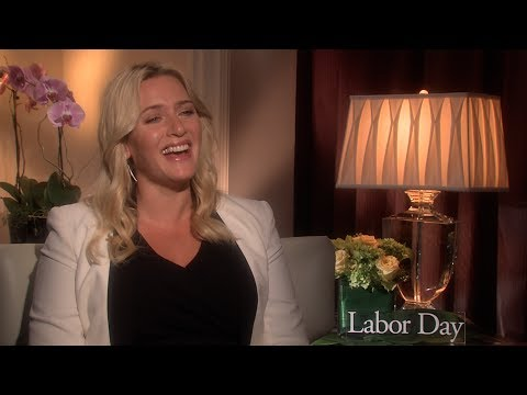 LABOR DAY Interviews: Kate Winslet, Josh Brolin and Jason Reitman