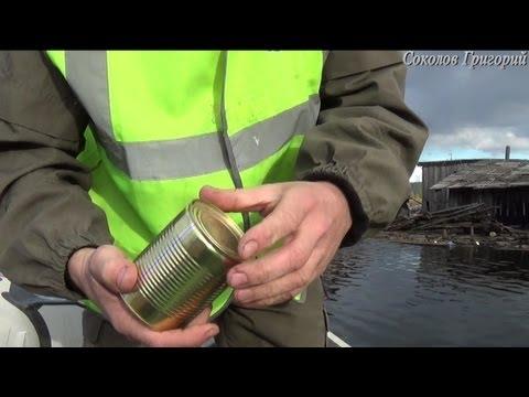 image vidéo Ouvrir une boîte de conserve à mains nues