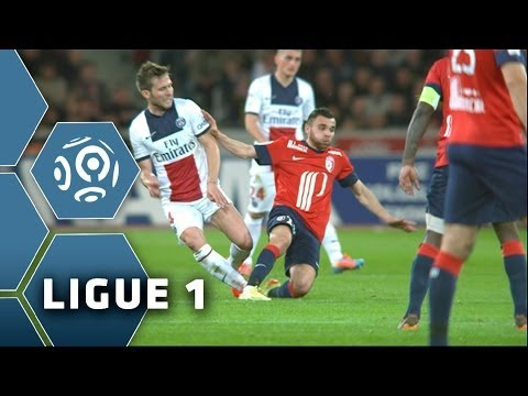 PSG's Cabaye injury before World Cup - Lille - PSG (1-3) - 2013/2014