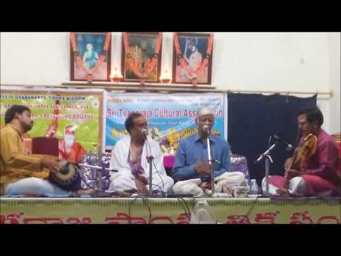 apara krupanidhi sung by o s ramakrishna and sri mvn chari
