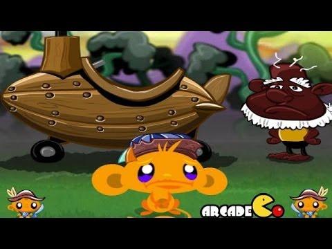 Monkey Go Happy Tales 2 Walkthrough