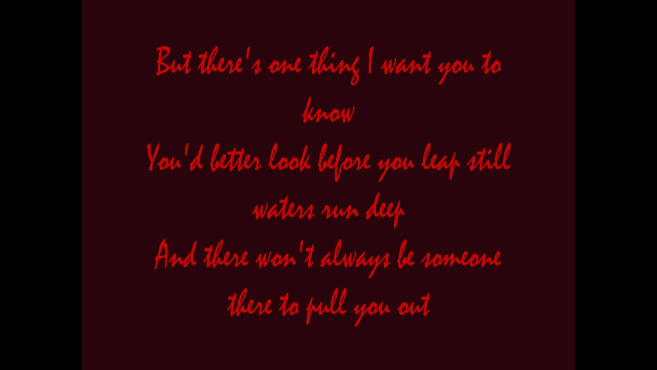 Rose Garden Lyrics Martina Mcbride Youtube