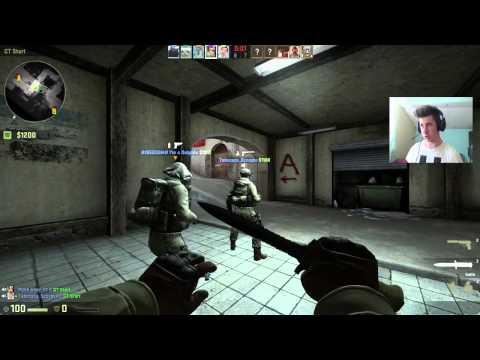 Counter Strike Global Offensive | CS:GO | w/ Gannicus96 | Ep #12