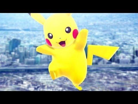 Pokemon X and Pokemon Y Trailer (HD)