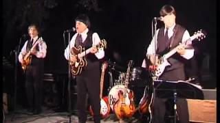 The Beatl's in concert <br /> Help!.