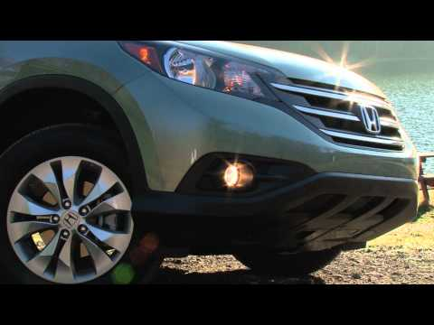 2012 Honda CR-V - Drive Time Review with Steve Hammes