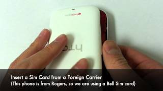 How To Unlock HTC Desire C Network By Unlock Code In