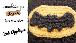 How To Make A Crocheted Bat