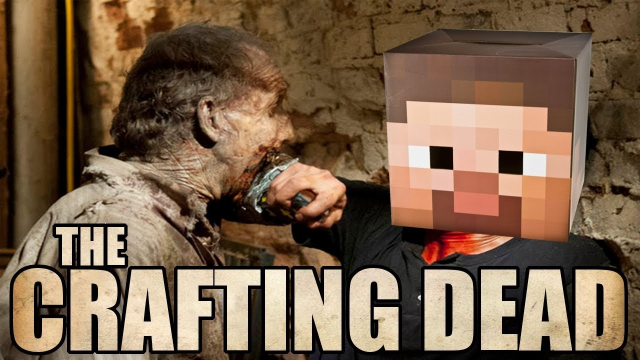 Minecraft the crafting dead mod ep 7 haters gonna hate for The crafting dead ep 1