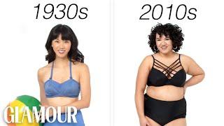 100 Years of Bikinis | Glamour