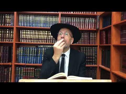 Sefer Amidot Mange comme un juif