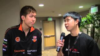 Mushi Interview (Chinese) - The International 2013