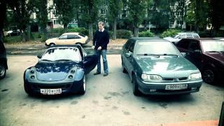 """smart roadster (автопрограмма """"МОЯ МАШИНА)"""