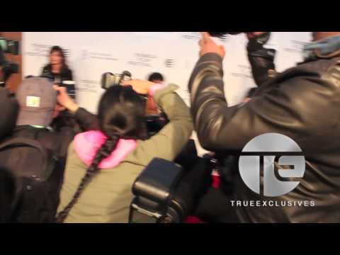 Paparazzi Goes NUTS for Katie Holmes at Tribeca Film Festival