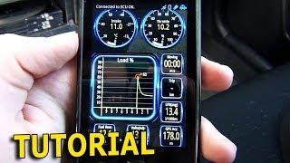 Bluetooth OBD II Tutorial [Super Mini ELM327]